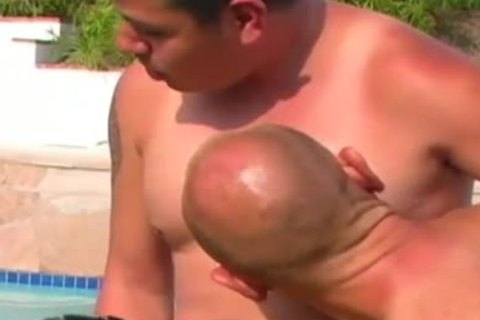 messy 3some wazoo banging Outdoor