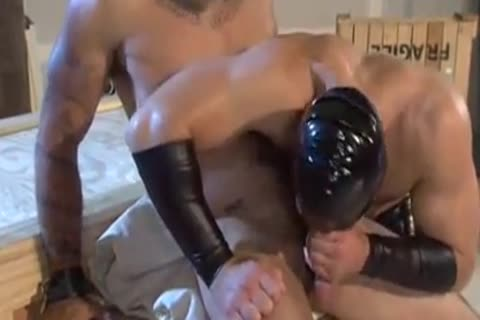 nasty nailing With The Leather guy