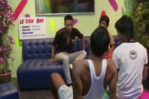 teen lad MEDIA All oriental teen Foursome