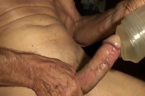 I Got Out The daddy Fleshjack And Used It whilst Watching A agreeable video Here On The Xtube. Came Hard And Made A yummy Mess!