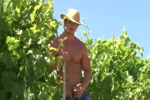 Farmer Getting nailed (HD)