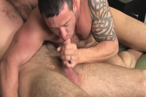 Connor And Degan Indulge In Each Other!