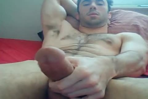 handsome Fit lad jerking off And Chatting