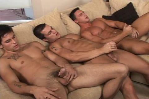 Braden & Brodie & Reese dirty Threeway group-sex