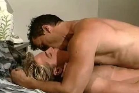 Two men Have dirty, Steamy ace pound