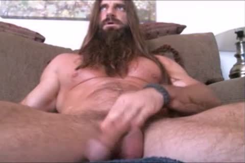 Twink with beard banging guy