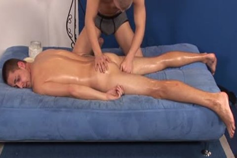 Hot cock soap shower