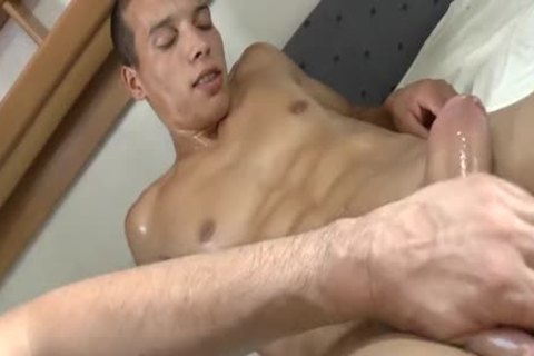 Horny studs unloading and swapping warm sperm