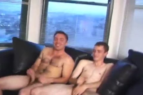 brunette hair Skinny Pale twink Sucks A large dick