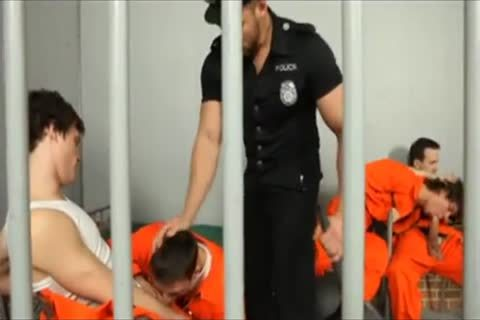 worthwhile Prison orgy