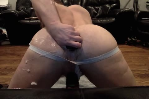 Riding My toys Hard For A Buddy On Skype