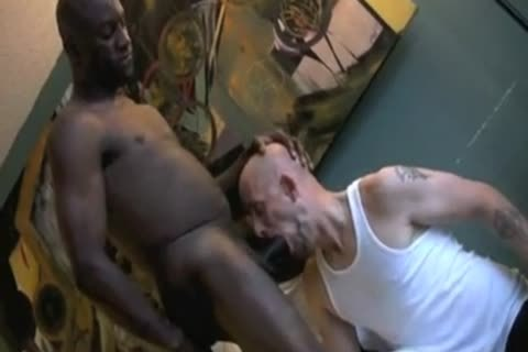 Hung cock face hole fuck