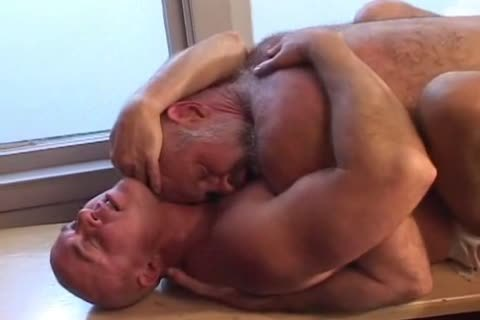Older man gay sex