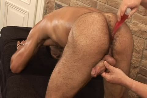 Massage Stroked Penetration