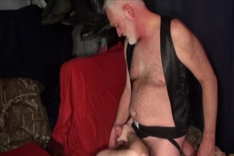 fat Ginger groans By Daddy S raw weenie