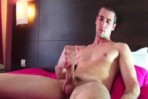 A good innocent straight boy Serviced His giant penis By A boy In Spite Of Him!