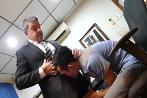 Daddy Mike bare pounds asian lad Joshua