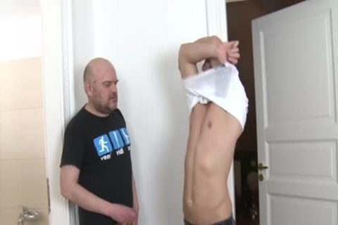 Straight twink Cocksucks old Trick For cash