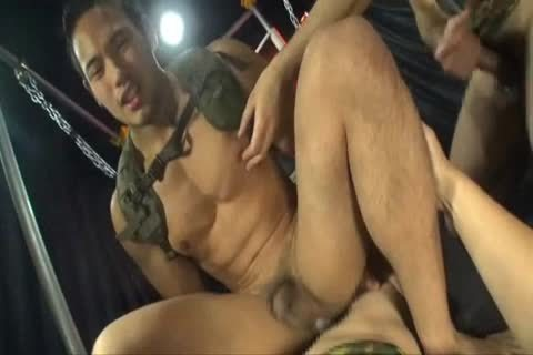 asian Sports handsome lad wild Copulation