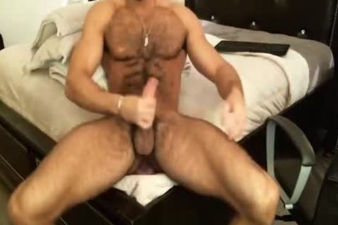 poking toys Up His Blistering Keister