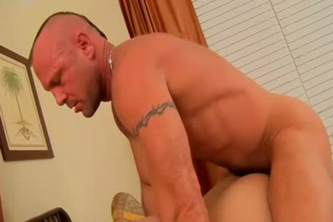 large Daddys large penis fucked And Gaped homo schlongs pooper