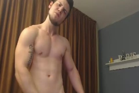 pumped up concupiscent fellow likes Talking smutty On cam