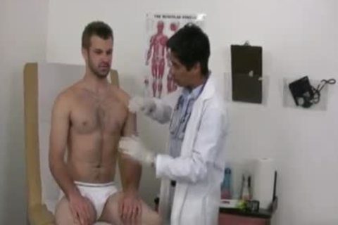 Doctor Check On chap naked homo I Had Perry Sit O