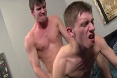 oriental lad Free Porn clip Bryan Gobbles And Gargles Around The Phat blowjob