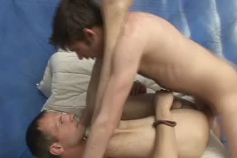 Ramrod engulfing and facialed factory clip