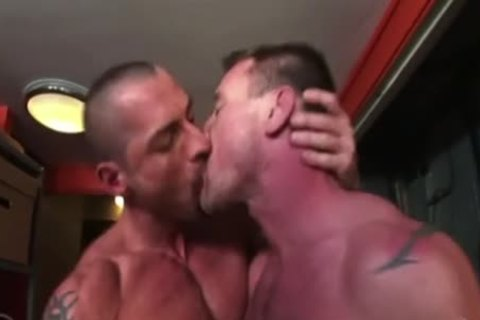 homosexual Sex Kiss Compilation two