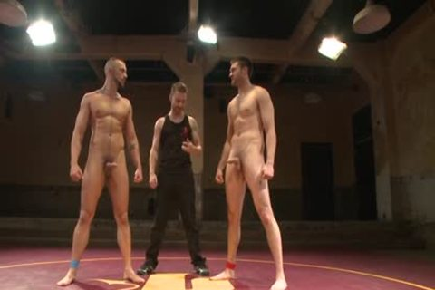 Muscle homosexuals oral stimulation-service And Facial