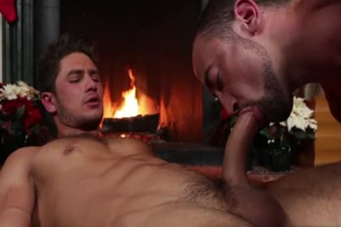 Muscle penis ass job With sex cream flow