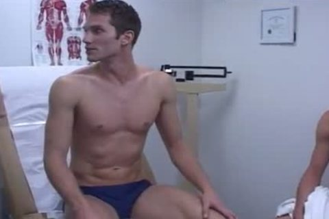 Exam Physical Military lad Clip And Doctor bang