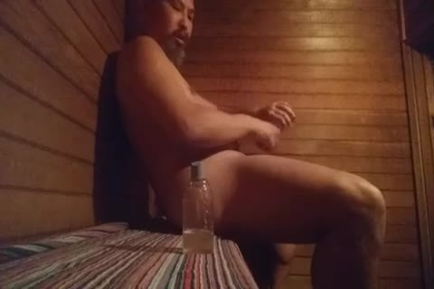 Sauna pleasure With toys