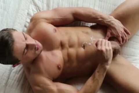 Muscle gays butthole sex With semen flow