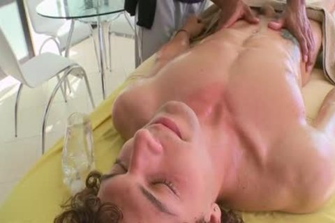 sexy gay ass With Massage