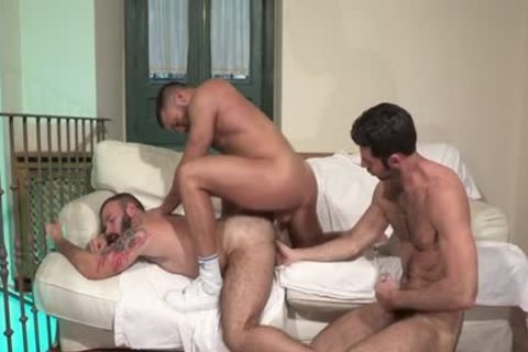 thick cock gay Flip Flop And ejaculation