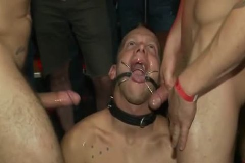 sexy gay bound And ejaculation