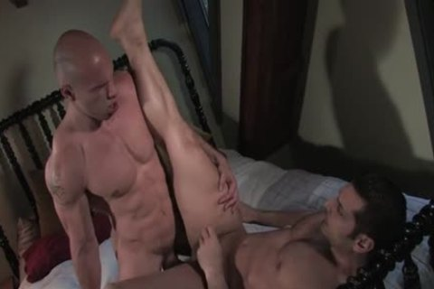 Muscle homosexual anal sex And cumshot