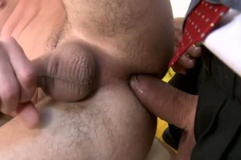 big cock Daddy Casting With Facial