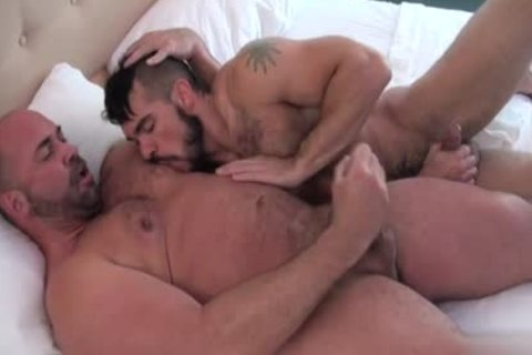 Muscle gay oral-job-sex With semen flow