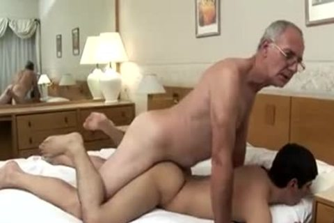 Anal sex with daddy