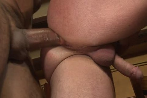 Latin Bear fellatio-sex And cumshot