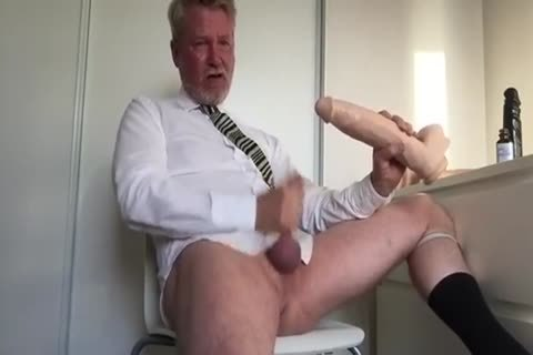 daddy loves Poppers And large cocks
