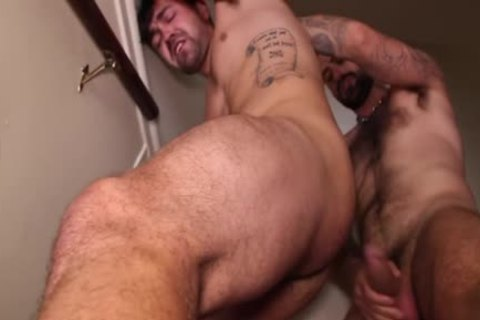 dirty homo Flip Flop With anal sex cream flow