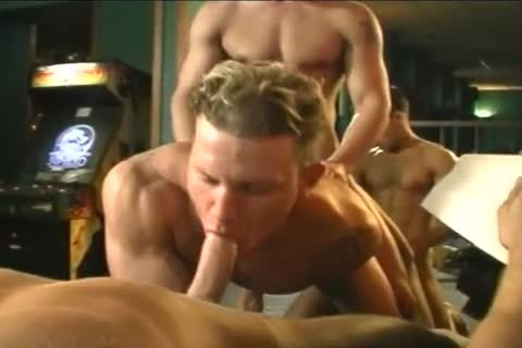 Navy & Army boy's Military orgy