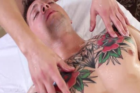 GayRoom - Anthony Veruso Massages And bonks Jonathan Kross