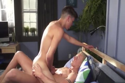 Latin twinks Flip Flop And Creampie