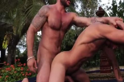 Latin Son Outdoor And cumshot