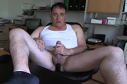 Delightsome hispanic boyz acquires on his knees for sperm